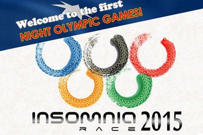 NIGHT OLYMPICS