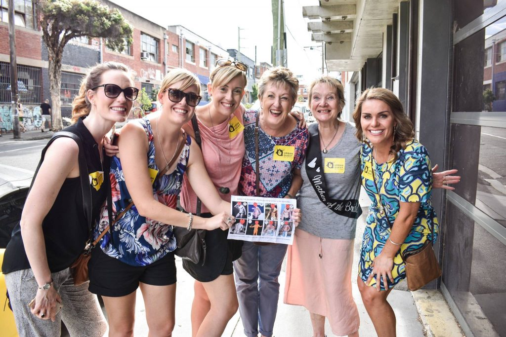 Hen Night: Amazing Race for Hen's Party
