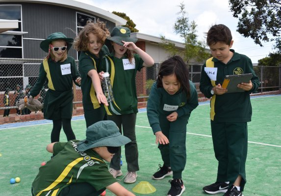 primary school incursions